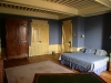 Das Beaujolais blaue Schlafzimmer