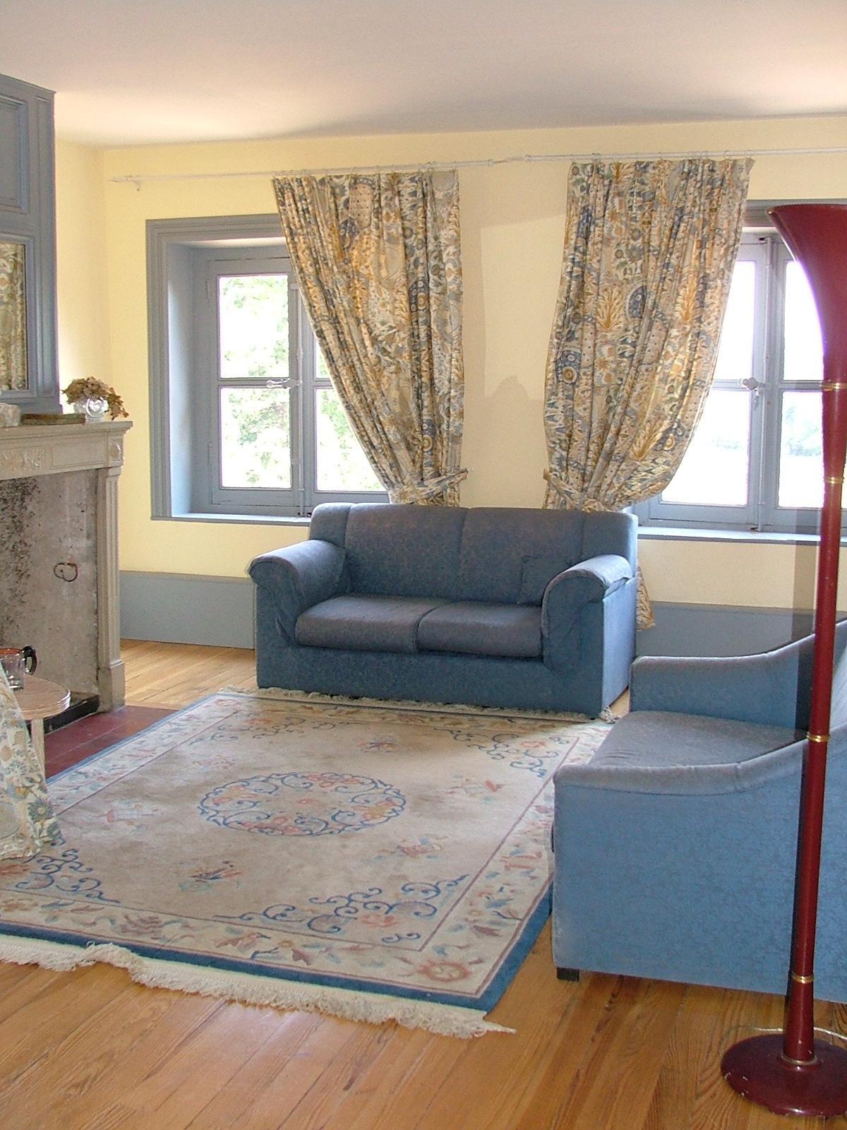 Das blaue Suite