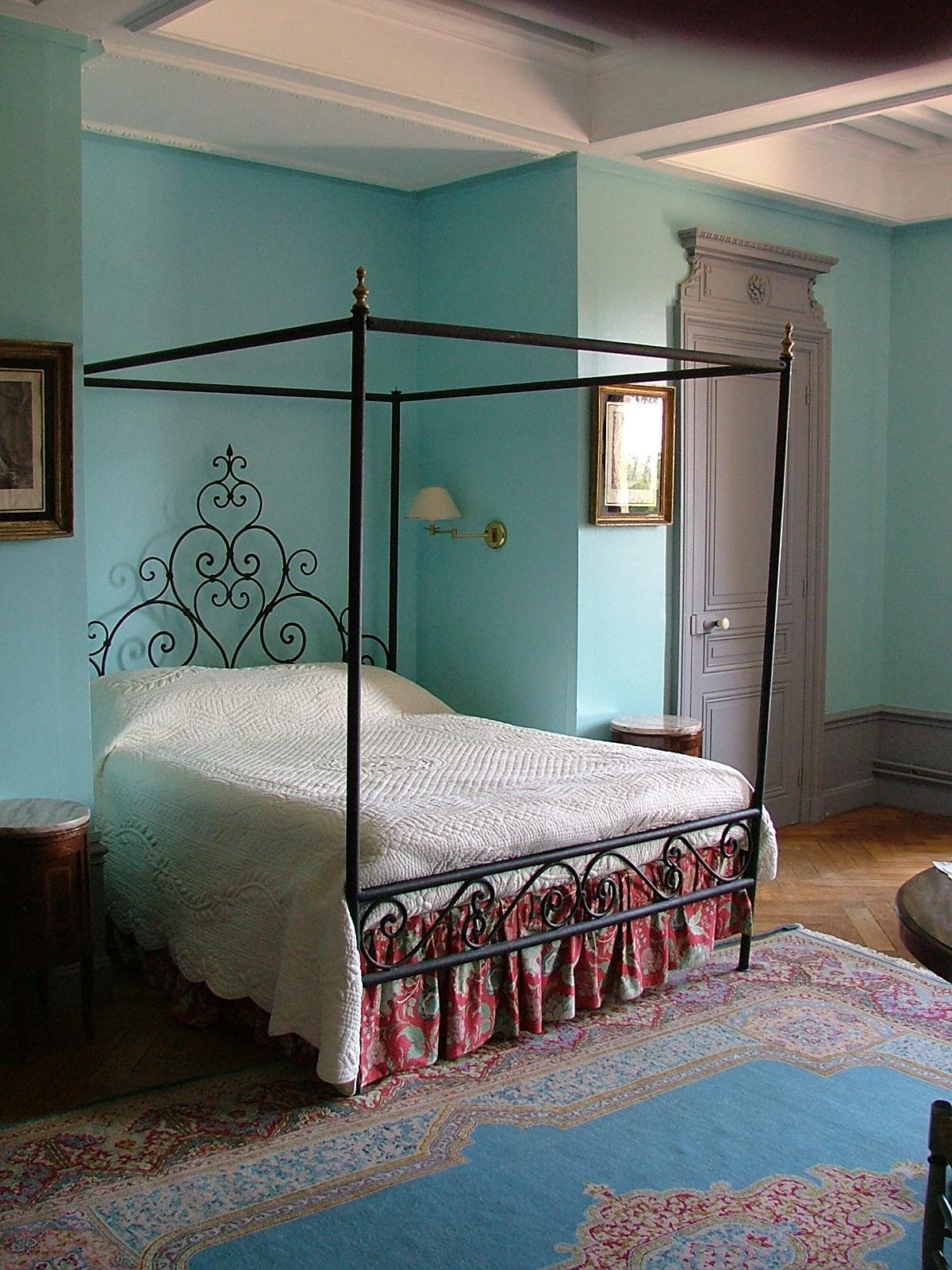 Das Schlafzimmer Olivia